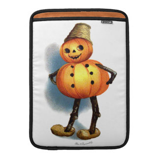 Ellen H. Clapsaddle: Pumpkin Boy MacBook Air Sleeve