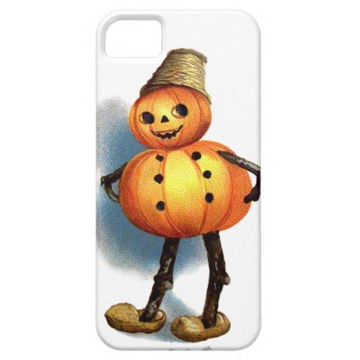 Ellen H. Clapsaddle: Pumpkin Boy iPhone 5 Cases