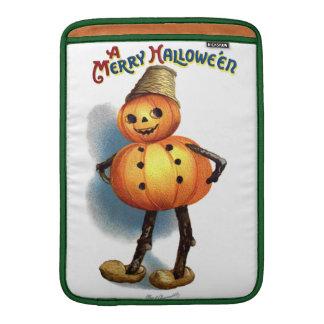 Ellen H. Clapsaddle: Pumpkin Boy MacBook Sleeve