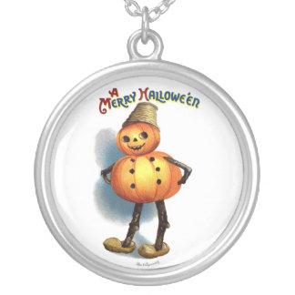 Ellen H. Clapsaddle: Pumpkin Boy Necklace
