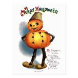 Ellen H. Clapsaddle: Pumpkin Boy Post Cards