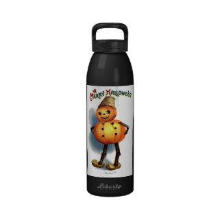 Ellen H. Clapsaddle: Pumpkin Boy Reusable Water Bottles