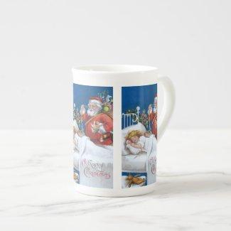 Ellen H. Clapsaddle: Santa is there