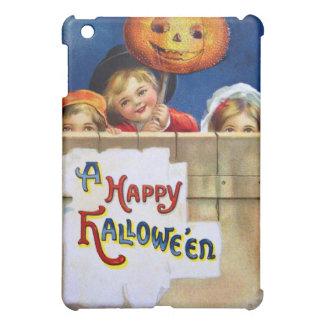 Ellen H. Clapsaddle: Three Halloween Children Cover For The iPad Mini