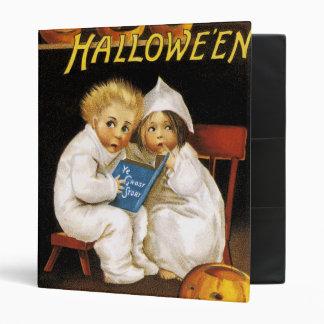 Ellen H. Clapsaddle: Thrilling Halloween Binder