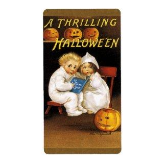 Ellen H. Clapsaddle: Thrilling Halloween