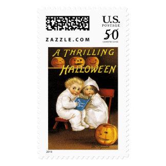 Ellen H. Clapsaddle: Thrilling Halloween Postage