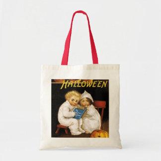 Ellen H. Clapsaddle: Thrilling Halloween Tote Bag