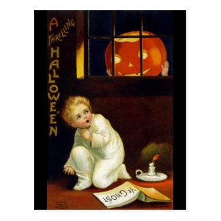 Ellen H. Clapsaddle: Un Halloween que emociona Tarjetas Postales