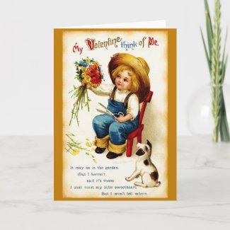 Ellen H. Clapsaddle: Valentine Boy