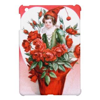 Ellen H. Clapsaddle: Valentine Roses iPad Mini Cases