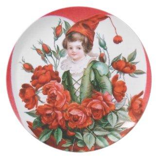 Ellen H. Clapsaddle: Valentine Roses