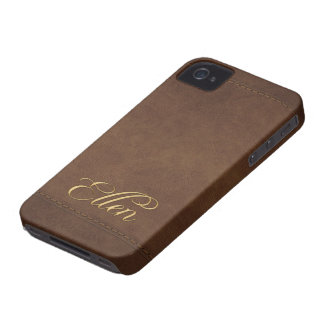ELLEN Leather-look Customised Phone Case