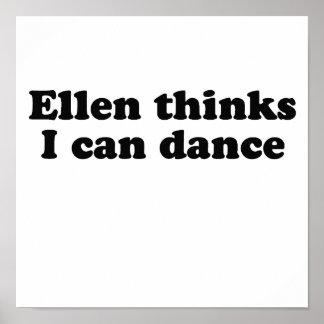 Ellen piensa que puedo dance.png poster