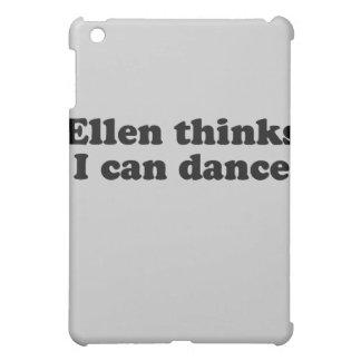 Ellen thinks I can dance iPad Mini Case
