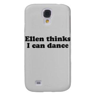 Ellen thinks I can dance Samsung Galaxy S4 Cover