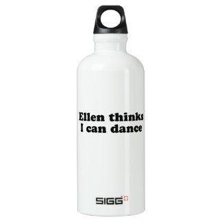 Ellen thinks I can dance SIGG Traveler 0.6L Water Bottle