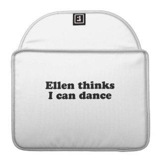 Ellen thinks I can dance Sleeve For MacBook Pro