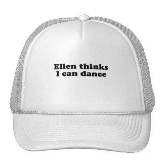 Ellen thinks I can dance Trucker Hat