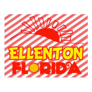 Ellenton, Florida Postcard