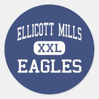 Ellicott Mills Eagles Middle Ellicott City Sticker