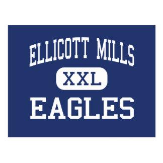 Ellicott muele la ciudad media de Eagles Ellicott Postal