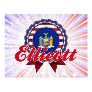 Ellicott, NY Postal