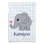 Ellie Elephant iPad Mini Covers