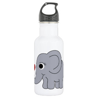 Ellie Elephant Water Bottle