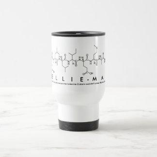 Ellie-Mae peptide name mug