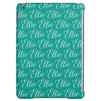 Ellie - Modern Calligraphy Name Design Cover For iPad Air