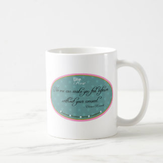 Ellie Rose Favorite Quotes Coffee Mug