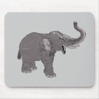 Ellie the Elephant Mouse Pad