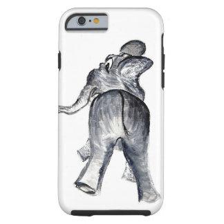Ellie the Elephant Tough iPhone 6 Case