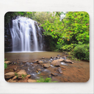 Ellinjaa waterfall, Australia Mouse Pad