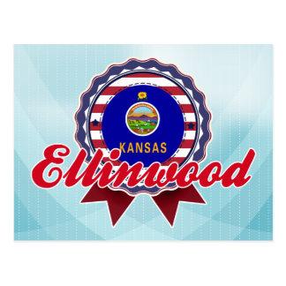 Ellinwood, KS Postales