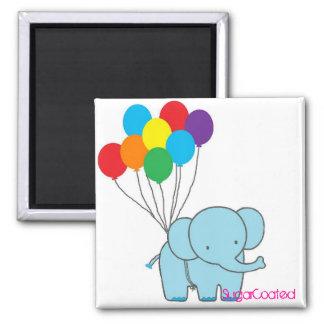 Elliot Balloon Magnet