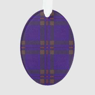 Elliot clan Plaid Scottish tartan