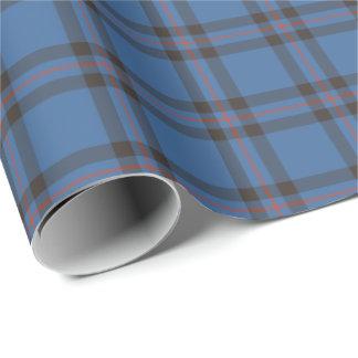 Elliot Clan Tartan Wrapping Paper