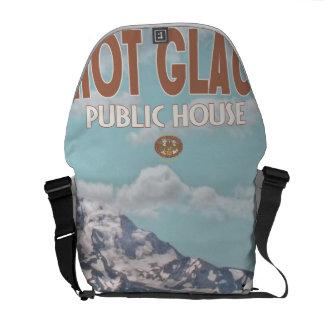 Elliot Glacier Public House Messenger Bag