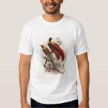 Elliot -Paradisea sanguinea - Red Bird Of Paradise T-Shirt
