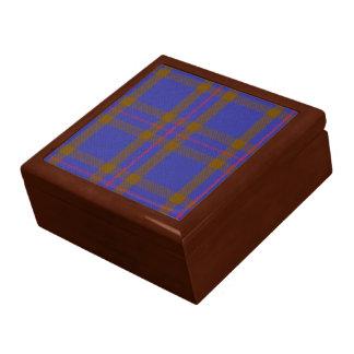 Elliot Tartan Gift Box