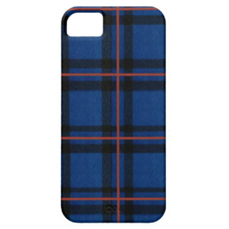 Elliot Tartan Plaid iPhone Cases and Covers