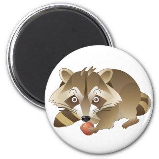 Elliot the Raccoon Magnets