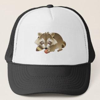 Elliot the Raccoon Trucker Hat