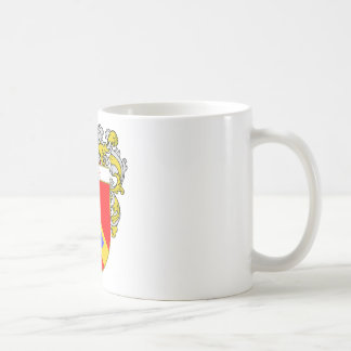 Elliott Coat of Arms (Mantled) Coffee Mug