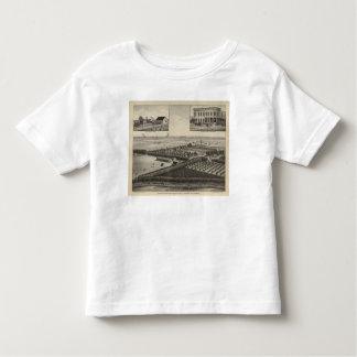 Elliott Residence and Farm, Rice County, Kansas Toddler T-shirt