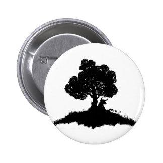 Elliott Smith Tattoo Pinback Button