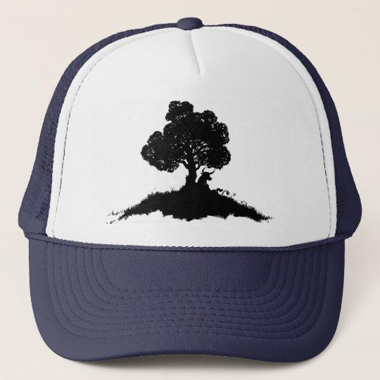 Elliott Smith Tattoo Trucker Hat  1db3cf3a6665