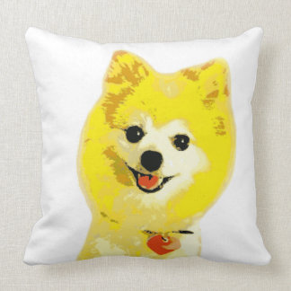 *Elliott, the Other Pomeranian* pillow